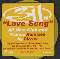 MusicMoz - Bands and Artists: 3: 311: Discography: Singles